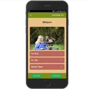 birdbuddy on mobile