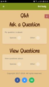bird buddy q&a questions answers pet bird